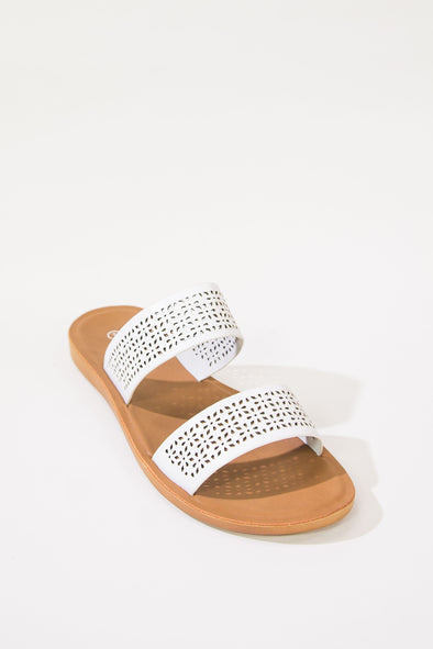 Jeans Warehouse Hawaii - FLATS SLIP ON - SUMMERVILLE SLIDE | By DND FASHION INC.