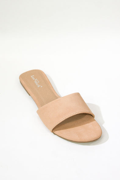 Jeans Warehouse Hawaii - FLATS SLIP ON - TRAVIE SIDE | By DND FASHION INC.