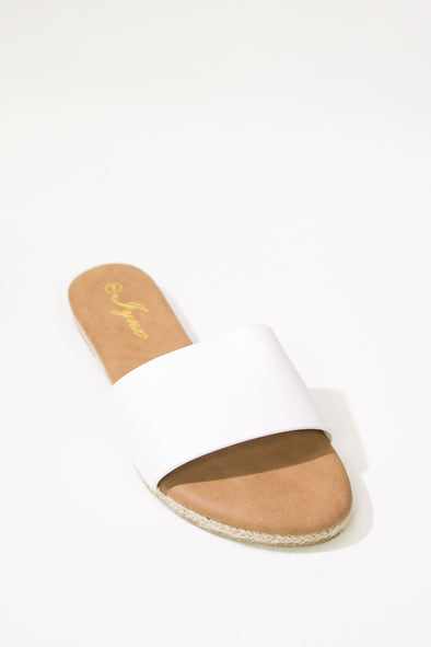 Jeans Warehouse Hawaii - FLATS SLIP ON - YOKES BEACH SLIDE | By REDSHOELOVER LLC
