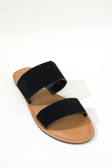 Jeans Warehouse Hawaii - FLATS SLIP ON - ESCAPE WITH ME SLIDE | By TOP GUY INTL