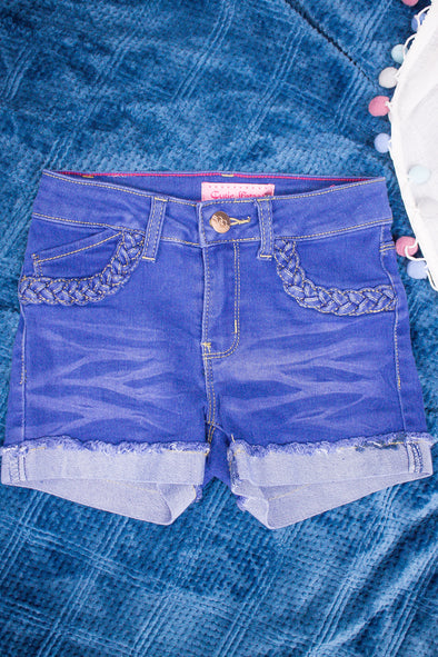Jeans Warehouse Hawaii - SHORTS 2T-4T - MAKAHA SHORTS | 2T-4T | By CUTIE PATOOTIE
