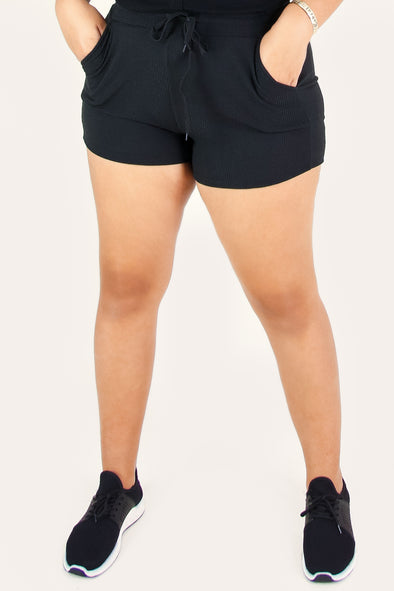 Jeans Warehouse Hawaii - PLUS Knit Shorts - PERFECTION SOFT SHORTS | By H2GEAR FASHIONS