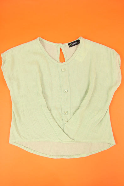 APPLE PIE TOP | 4-6X