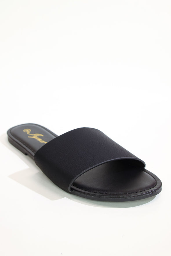 Jeans Warehouse Hawaii - BIG SIZE FLATS 9-12 - SUMMER DAYS SLIDE | XL SIZES | By REDSHOELOVER LLC