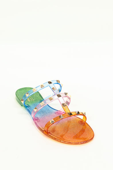 Jeans Warehouse Hawaii - FLATS SLIP ON - WORK OF ART FLAT | By ELEGANCE ENTERPRISE