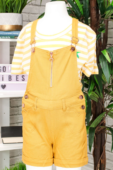 Jeans Warehouse Hawaii - SHORTS 2T-4T - RYAN SHORTALLS | 2T-4T | By CUTIE PATOOTIE