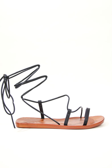 Jeans Warehouse Hawaii - FLATS CLOSED BACK - ISLAND DREAMER WRAP FLAT | By JP ORIGINAL