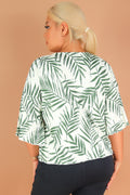 BETTY BLOOM TOP