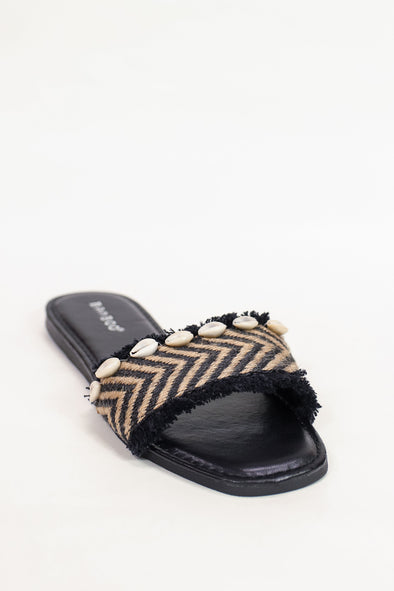 Jeans Warehouse Hawaii - FLATS SLIP ON - BAHAMA FLAT | By JP ORIGINAL