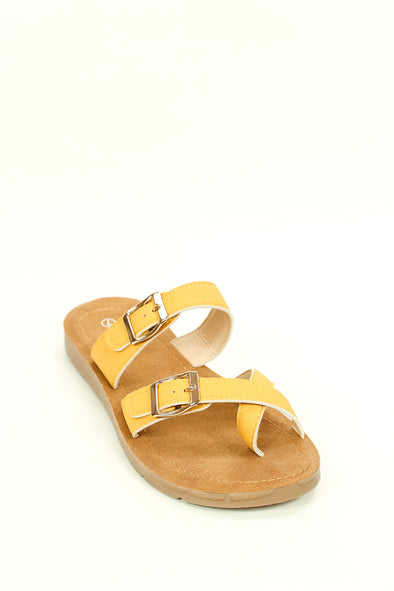 Jeans Warehouse Hawaii - FLATS SLIP ON - SAMMY FLAT | By WELLS FOUNTAIN INC.