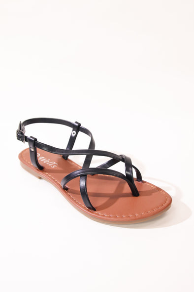 Jeans Warehouse Hawaii - FLATS CLOSED BACK - HERE I COME SANDAL | By WELLS FOUNTAIN INC.