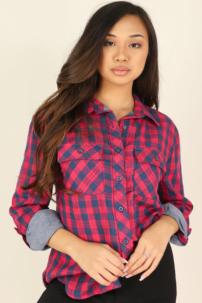 Jeans Warehouse Hawaii - L/S PRINT WOVEN CASUAL TOPS - ONE OF THE BOYS SHIRT | By ULTIMATE OFFPRICE