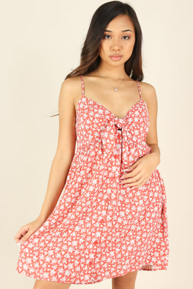 Jeans Warehouse Hawaii - S/L SHORT PRINT DRESSES - HEY THERE DRESS | By PAPERMOON/ B_ENVIED