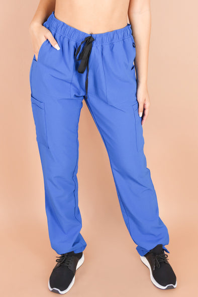 Jeans Warehouse Hawaii - JUNIOR SCRUB BOTTOMS - HELPING HANDS SCRUB PANTS | By MEDGEAR