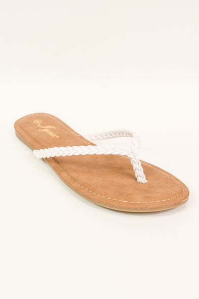 Jeans Warehouse Hawaii - BIG SIZE FLATS 9-12 - KAUAI SANDALS | SIZES 9-12 | By REDSHOELOVER LLC