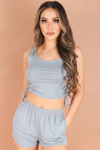 Jeans Warehouse Hawaii - MATCH SEPARATES - TIMELESS CROP TOP | By I JOAH