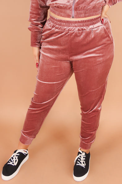 Jeans Warehouse Hawaii - PLUS Knit Pants - THAT'S HOT JOGGERS | By TALENT