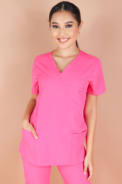 Jeans Warehouse Hawaii - JUNIOR SCRUB TOPS - SERVE YOU SCRUB TOP | By MEDGEAR