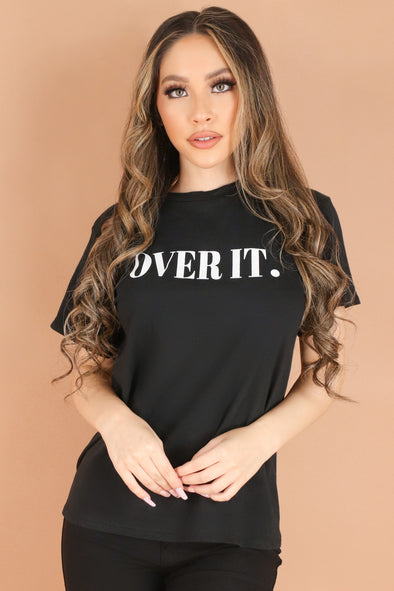 Jeans Warehouse Hawaii - S/S SCREEN - OVER IT TEE | By ULTIMATE OFFPRICE
