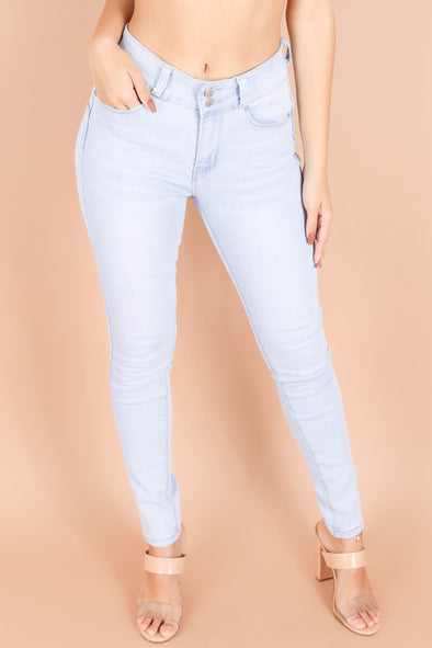 Jeans Warehouse Hawaii - JEANS - ZANITY BUTT-LIFT JEANS | By WAX JEAN