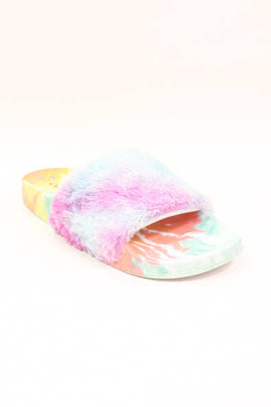 Jeans Warehouse Hawaii - SLIPPERS - RAINBOW SLIDE | By EAST LION