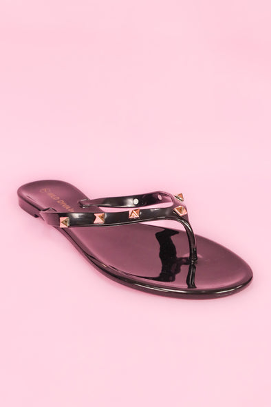 Jeans Warehouse Hawaii - FLATS SLIP ON - CLASSY AND SASSY SANDAL | By LEGEND FOOTWEAR