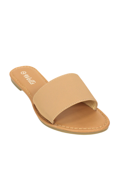 Jeans Warehouse Hawaii - FLATS SLIP ON - KONA SANDAL | By WELLS FOUNTAIN INC.
