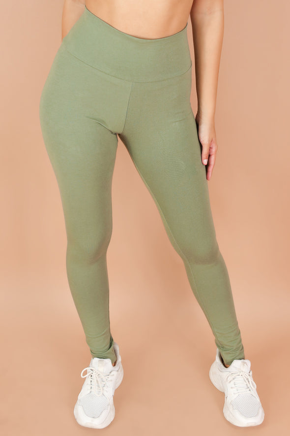 Jeans Warehouse Hawaii - LYCRA LEGGINS - GET TO IT LEGGINGS | By AMBIANCE APPAREL