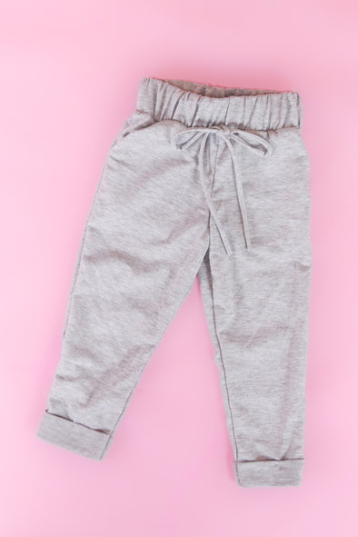 Jeans Warehouse Hawaii - OTHER BTMS 2T-4T - KEEP TRYING JOGGERS | 2T-4T | By JAYVEE KIDS