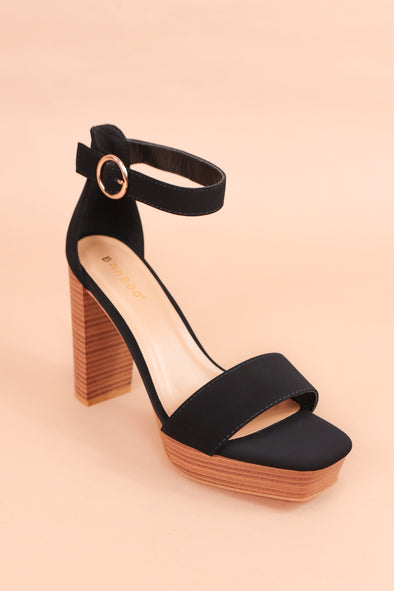 "Jeans Warehouse Hawaii - HEELS OVER 3"" - HEARTBEAT HEEL 