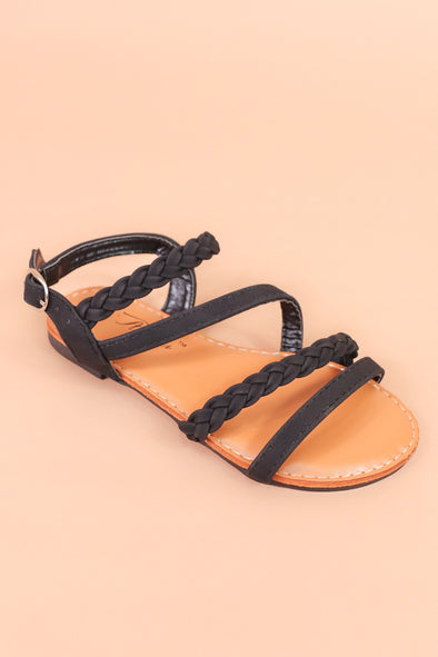 Jeans Warehouse Hawaii - 9-4 CLOSED FLAT - DAY DREAMING SANDAL | SIZES 9-4 | By REDSHOELOVER LLC