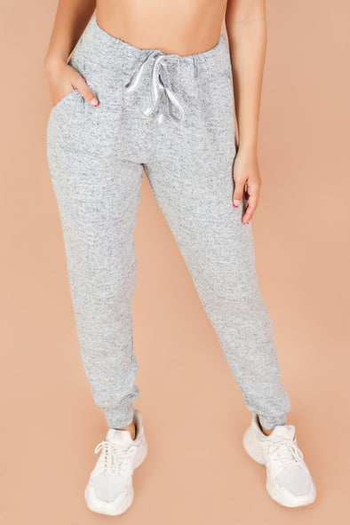 NOT YOUR MAN'S JOGGERS