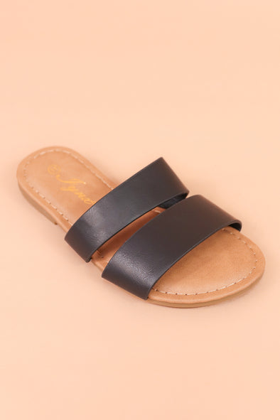 Jeans Warehouse Hawaii - 9-4 OPEN FLAT - GETTING CLOSER SANDAL | SIZES 9-4 | By REDSHOELOVER LLC