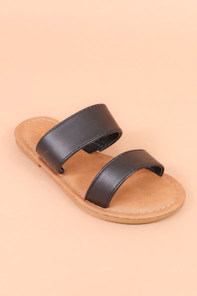 Jeans Warehouse Hawaii - 9-4 OPEN FLAT - LIKE SERIOUSLY SANDAL | SIZES 9-4 | By REDSHOELOVER LLC
