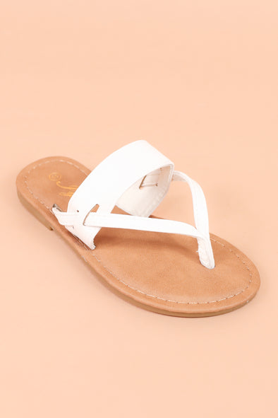 Jeans Warehouse Hawaii - 9-4 OPEN FLAT - REGULATE SANDAL | SIZES 9-4 | By REDSHOELOVER LLC