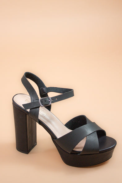 "Jeans Warehouse Hawaii - HEELS OVER 3"" - FORTE HEEL 