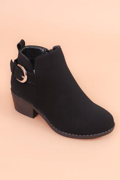 Jeans Warehouse Hawaii - 9-4 BOOTS - STANDOUT BOOTIE | SIZES 9-4 | By TOP GUY INTL
