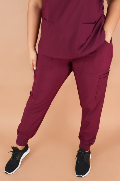 Jeans Warehouse Hawaii - PLUS SCRUB BOTTOMS - ROAD OPENER SCRUB PANTS | By MEDGEAR