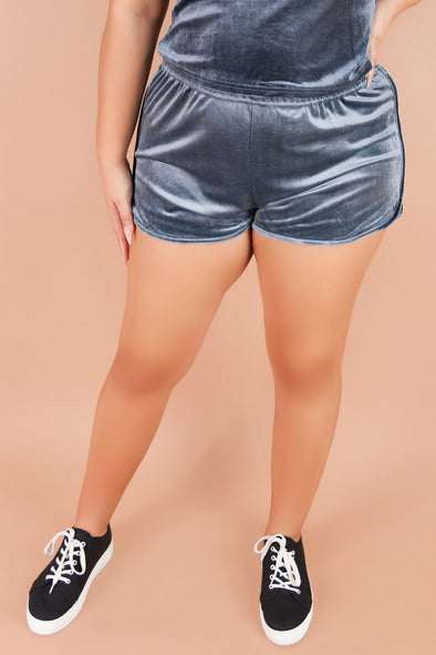 Jeans Warehouse Hawaii - PLUS Knit Shorts - BETTER BE SURE SHORTS | By TALENT