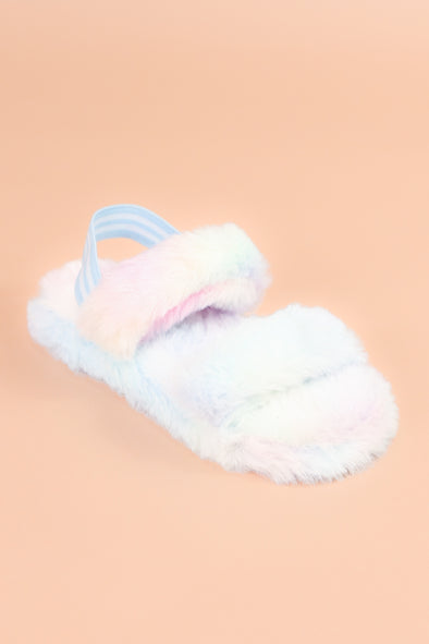 Jeans Warehouse Hawaii - 9-4 SLIPPERS - CUTIE CUTE SLIDE | SIZES 9-4 | By FOREVER LINK