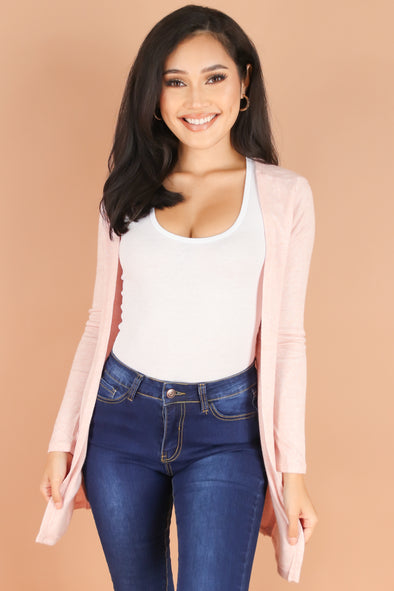 Jeans Warehouse Hawaii - LS SHRUGS/CARDIGANS - INDEPENDENT WOMAN CARDIGAN | By I&I WHOLESALES CORP
