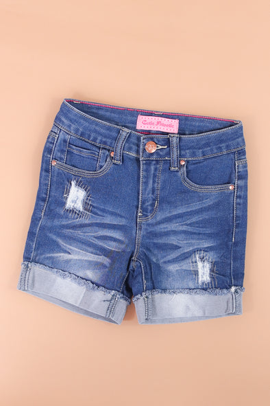 Jeans Warehouse Hawaii - SHORTS 2T-4T - BAKER SHORTS | 2T-4T | By CUTIE PATOOTIE