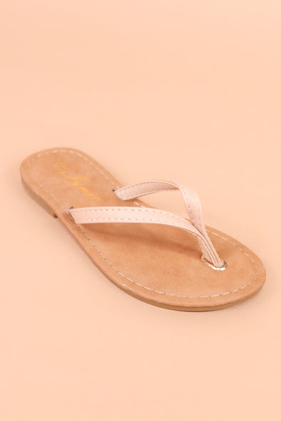 Jeans Warehouse Hawaii - 9-4 OPEN FLAT - SWEET AND SIMPLE SANDAL | SIZES 9-4 | By REDSHOELOVER LLC