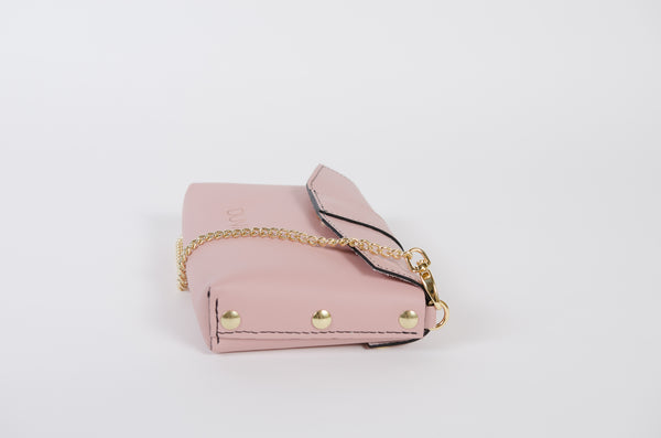 Micro Cross Body - Blush Pink