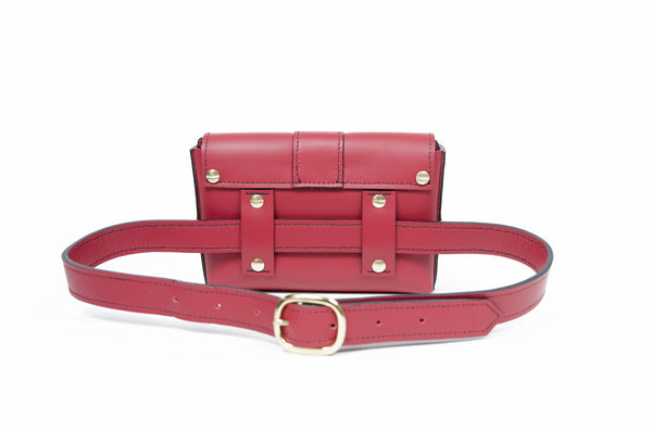 Micro Convertible Fanny Pack - 3 Colours Available