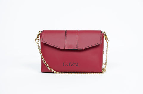 Micro Cross Body - Red