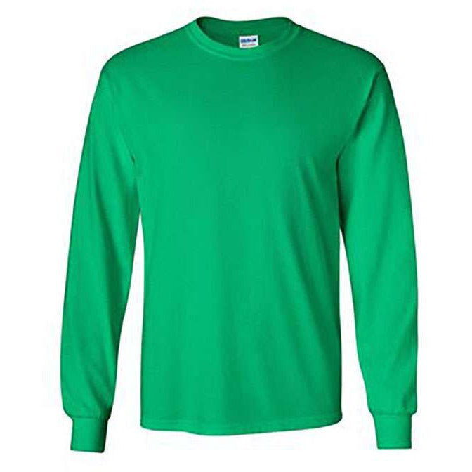Adult Ultra Cotton Long Sleeve T-Shirt