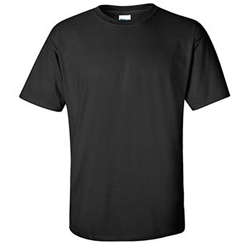 100% Ultra Cotton T-Shirt black