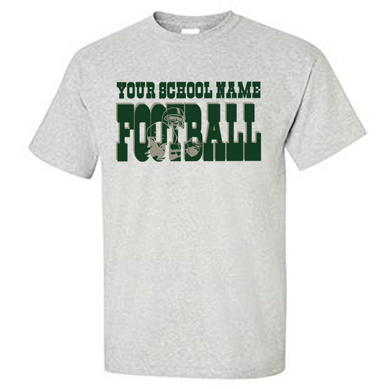High School Knockout Football Shirt
