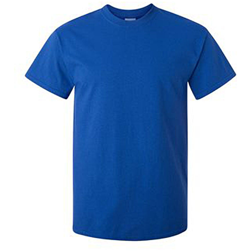 100% Ultra Cotton T-Shirt Royal
